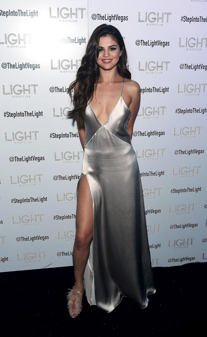 Celebrity-Lingerie-Inspired-Dresses-to-Wear-Outside-of-The-Bedroom-Selena-Gomez