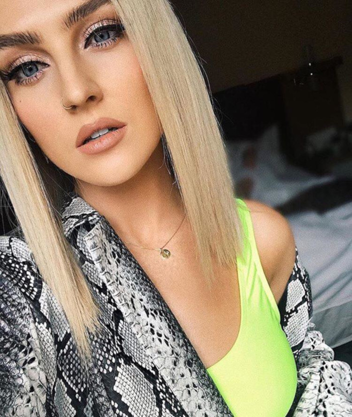 Little Mix to Launch Makeup Brand LMX Perrie Edwards